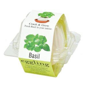 画像1: egglingクリアパッケージ バジル