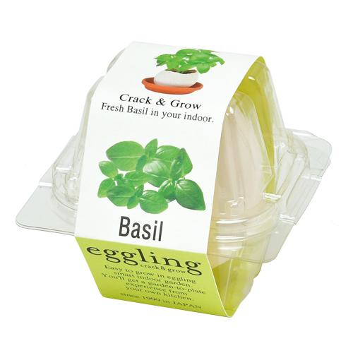Egglingクリアパッケージ バジル